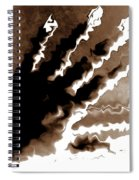 Hand Out Spiral Notebook
