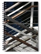 Hand Rails Spiral Notebook