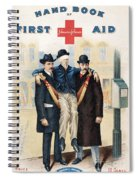 Handbook: First Aid Spiral Notebook