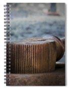 Handle Bar Spiral Notebook