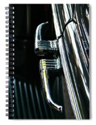 Handles Spiral Notebook