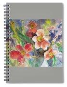 Handpicked Bouquet No. 2 Spiral Notebook