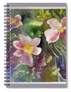 Handpicked Farmers Bouquet Spiral Notebook