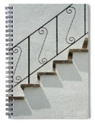 Handrail And Steps 1 Spiral Notebook