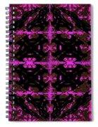 Hands Across The World Spiral Notebook