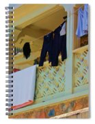 Hang Em High Spiral Notebook