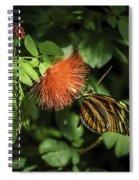 Hangin' On Spiral Notebook
