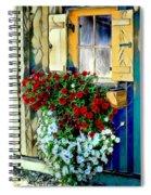 Hanging Gardens Spiral Notebook