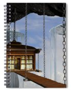 Hanging House Spiral Notebook