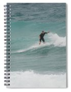 Hanging Ten Spiral Notebook