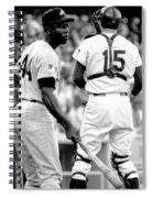 Hank Aaron Spiral Notebook