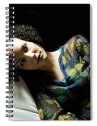 Hanna 3 Spiral Notebook