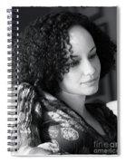 Hanna 4 Spiral Notebook
