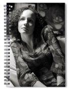 Hanna I Spiral Notebook