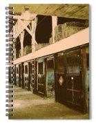 Hanover Shoe Farm Broodmare Stables Spiral Notebook