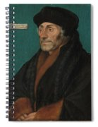 Hans Holbein The Younger Spiral Notebook