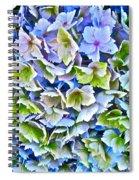 Hanson Hydrangea Spiral Notebook
