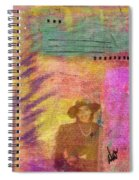 Happily Waiting Spiral Notebook