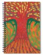 Happines Spiral Notebook