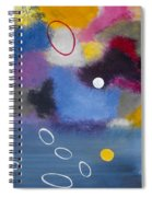 Happiness II Spiral Notebook