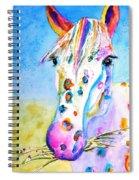 Happy Appy Spiral Notebook