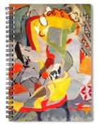 Happy Chair Spiral Notebook
