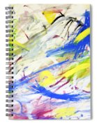 Happy Chaos Spiral Notebook