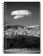Happy Cloud Spiral Notebook