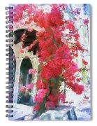 Happy Summer Days Spiral Notebook