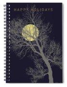 Happy Holidays 1 Spiral Notebook