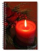 Happy Holidays #1 Spiral Notebook