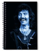Happy Iommi Blues Spiral Notebook