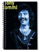 Happy Time In Spokane Spiral Notebook