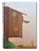 Happy Jump Day Spiral Notebook