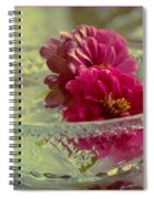 Happy Moments Spiral Notebook