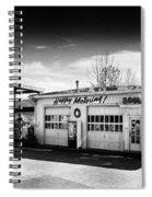Happy Motoring Spiral Notebook