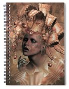 Happy Times Times From Yesterday Spiral Notebook