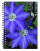 Happy To Be Here Spiral Notebook