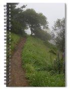 Happy Trail Spiral Notebook