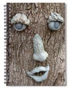 Happy Tree Spiral Notebook