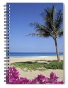 Hapuna Beach Spiral Notebook
