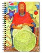 Harar Lady 2 Spiral Notebook