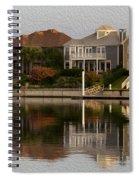 Harbor Homes Spiral Notebook