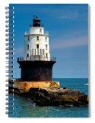 Harbor Of Refuge Delaware Spiral Notebook