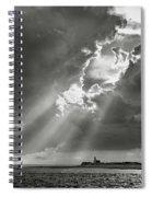 Harbor Sail Spiral Notebook