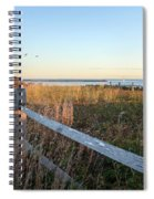 Harbor Shed Spiral Notebook