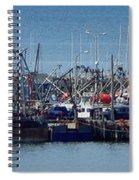 Harbor View Spiral Notebook