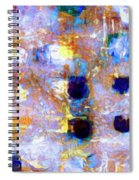 Hard Eight Spiral Notebook