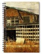 Hard Labor Spiral Notebook