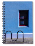 Hard Lines Spiral Notebook